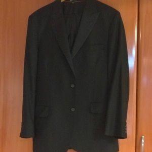 J. Crew Black Suit Set